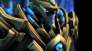 StarCraft 2 - Tempest Quotes
