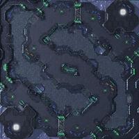 GalacticProcess SC2 Map1