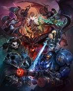 HeroesoftheStorm Heroes Art1