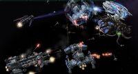 StarBattle SC2 Game1