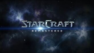 StarCraft Remastered - We Are Under Attack!