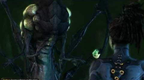 StarCraft II: Heart of the Swarm campaign quotations/Kaldir Missions