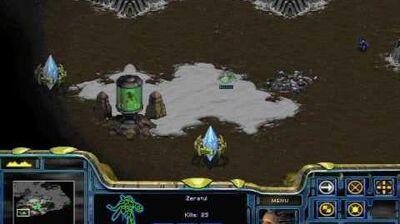Starcraft Brood War - Bonus Secret Mission Dark Origin