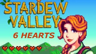 'Stardew Valley' - Leah Six Hearts Event