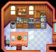 1 Willow Lane kitchen
