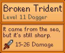 Broken Trident