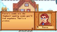 Pierre new seeds