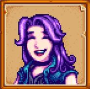 Abigail thrilled