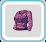 PurpleMarbleSweater