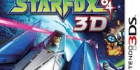 Star Fox 64 3D/Gallery
