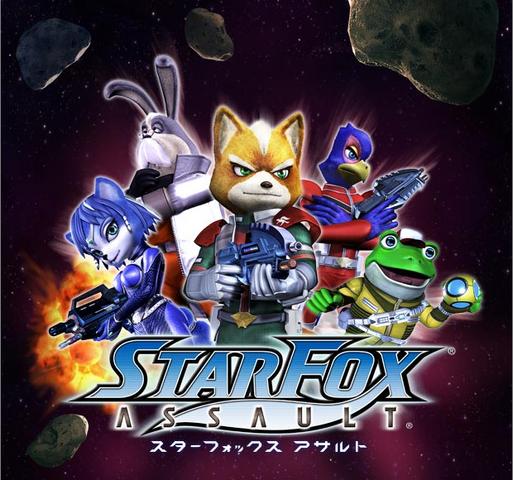 Archivo:Star Fox- Assault (Japanese).png