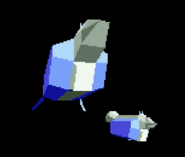 Cornerian Fleet In (Star Fox 2).