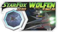 Star Fox Zero - Wolfen To Great Fox! Wii U Gameplay Walkthough With GamePad