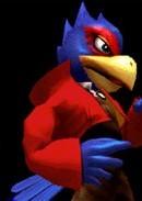 SSBM Red Falco