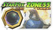 Star Fox Zero - Zoness To Sector Beta! Wii U Gameplay Walkthough With GamePad 2