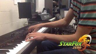 """Star Fox Zero - """"Staff Credits 2"""" Piano Cover"""
