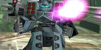 Venomian Heavy Assault Mech