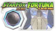 Star Fox Zero - Fortuna To Sector Omega! Wii U Gameplay Walkthough With GamePad