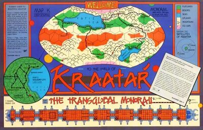 Kraatar Tourist Guide
