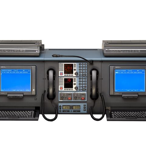 thumb Surface ship dual radiotelephone with telex