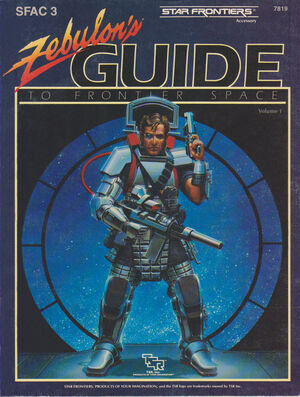 Zebulons Guide to Frontier Space cover