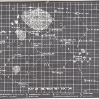 Original Alpha Dawn map