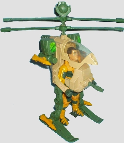 Hornet deployed 2