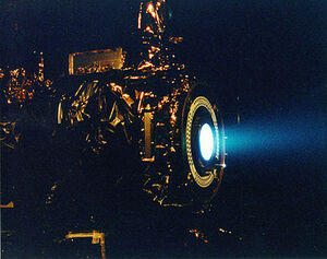 375px-Ion Engine Test Firing - GPN-2000-000482