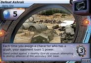 Defeat Ashrak