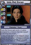 Vala Mal Doran (Probationary Member of the SGC)