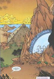 Island of Doom Stargate