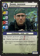 Daniel Jackson (Trained Fighter)