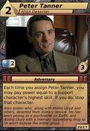 Peter Tanner (Alien Deserter)