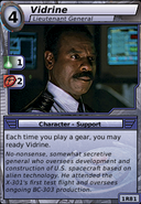 Vidrine (Lieutenant General)