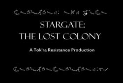 Stargate The Lost Colony preview