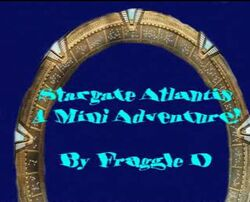 Stargate Atlantis A Mini Adventure preview
