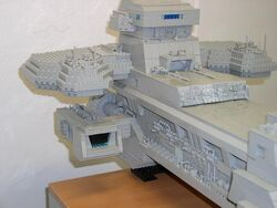 Prometheus (Lego model by Ralph Menzel) screenshot1