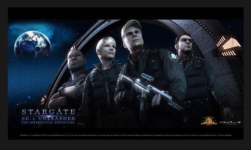 WALLPAPER SG-1 UNLEASHED 1