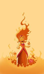 Flame princess by mikemaihack-d4v6usa