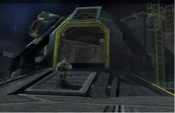 Starhawk bunker
