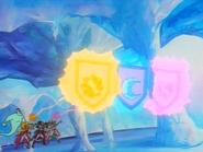 Jewel power shields