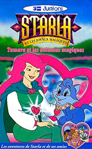 Tamara et les animaux magiques