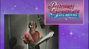 Princess Gwenevere (Starla) and the Jewel Riders - Recording Session & Final Film - Full Circle-0