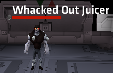 Whacked Out Juicer