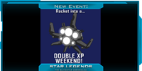 Double XP Weekend/May 2012