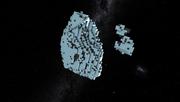 Ice Asteroid