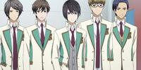 Team Yuzuriha