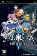 Star Ocean First Departure EU Cover