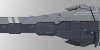 UFS Sagitta-Class Exploration Ship
