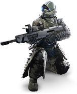 EAF Combat Marksman